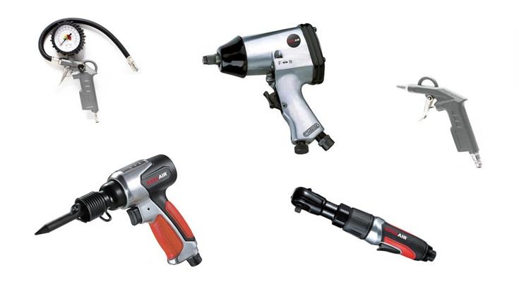 Razni vazdušni alati