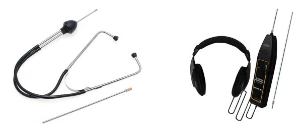 Standardni i elektronski stetoskop 1