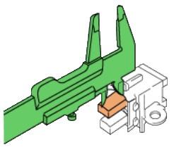 Merenje dužine četkice alternatora šublerom