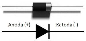 Pobudna dioda alternatora