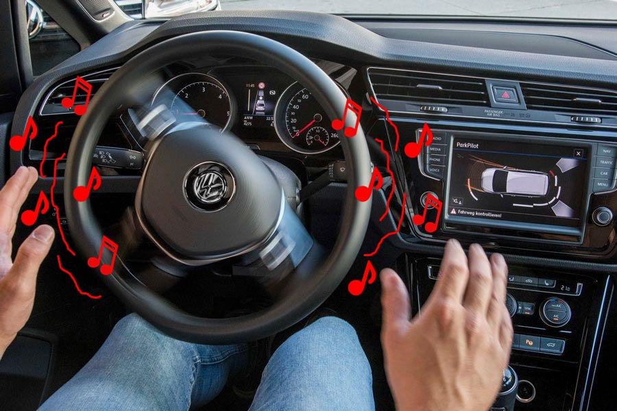 Buka upravljačkog sistema vozila