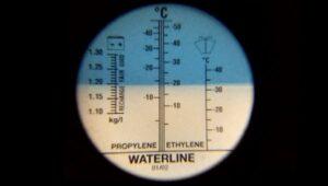 provera rashladne tečnosti refraktometrom