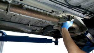 Inspekcija podvožja vozila
